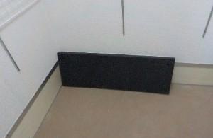 防音室の設備 吸音材