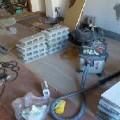防音室の製作ベースメントほぼ完成