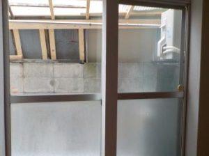 窓のクレセントの交換窓の状態