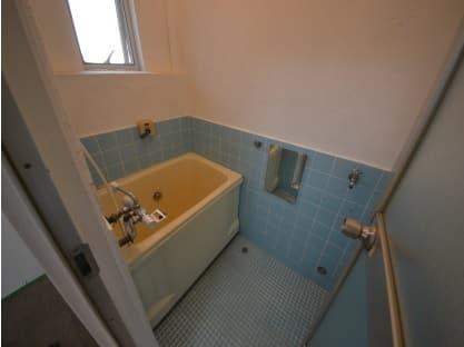専用防音室のある2DKマンション お風呂