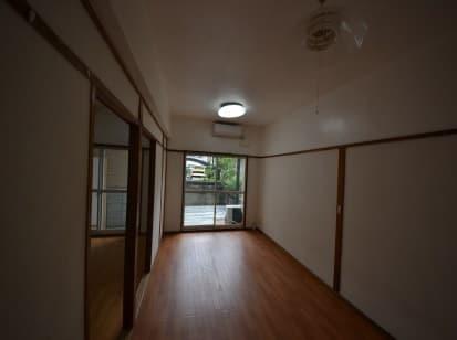 専用防音室のある2DKマンション 右側お部屋