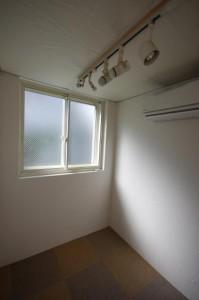 完全防音室付きマンションB101防音室内部