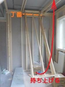 天井材を設置するための治具