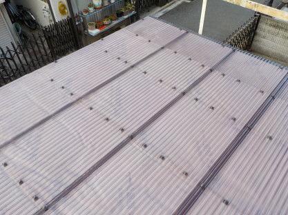 防音室の屋根